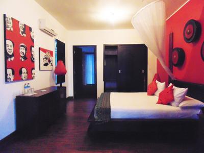 Standard room - Villa Julius